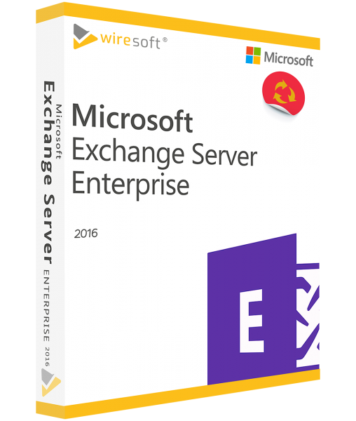 MICROSOFT EXCHANGE SERVER 2016 ENTERPRISE