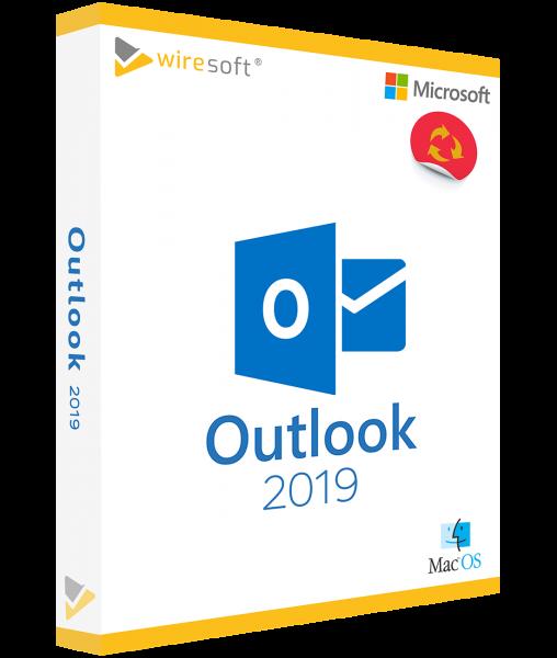 MICROSOFT OUTLOOK MAC 2019