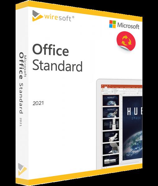 MICROSOFT OFFICE 2021 STANDARD