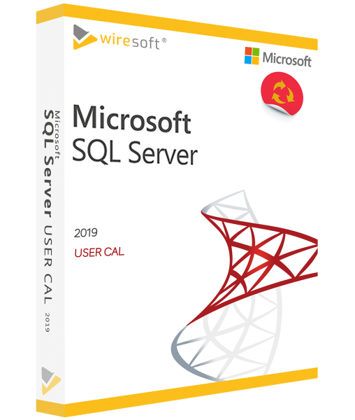 MICROSOFT SQL SERVER 2019 USER CAL