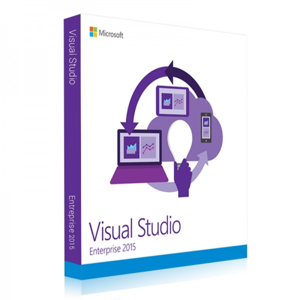 MICROSOFT VISUAL STUDIO 2015 ENTERPRISE